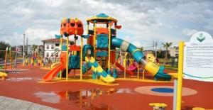 İzmir Torbalı'da 27 çocuk parkı açılacak!