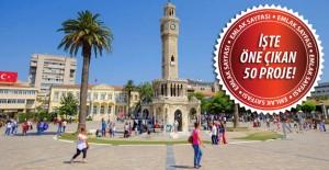 İzmir'de 12 bin konut ve AVM yapılacak!