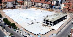 Konya Aksaray Eski Terminal Alanı Kentsel Dönüşüm çalışmaları sürüyor!