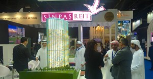 Queen Central Park Dubai Cityscape 2016'da ilgi odağı oldu!