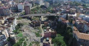 Trabzon Tabakhanekentsel dönüşüm tam gaz!