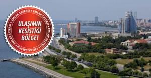 Zeytinburnu mega ulaşım yatırımlarıyla değerleniyor!