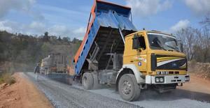 Antalya Alanya yol genişletme çalışmalarında sona yaklaşıldı!