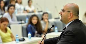 Gazi Üniversitesi öğrencileri İzmir'i yeniden planlayacak!