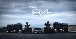 Karaşimşek Toya Next'in reklam yüzü oldu!