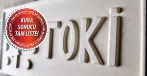 Kastamonu Seydiler'de 139 konutun kurası çekildi!