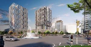 Akzirve Bahçeşehir projesi daire fiyatları!