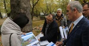 Bursa'da 6 asırlık külliyeye park yapılacak!