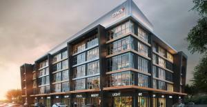 DKY İnşaat'ta Tuzla'ya ofis projesi; DKY Business Tuzla