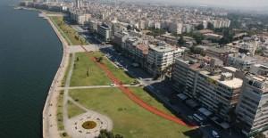 İzmir Kordon'da binalara tek tip düzenlemesi geliyor!