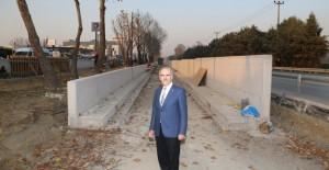 'T2 Tramvay Hattı, İstanbul Yolu'nun çehresini değişecek'!