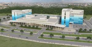 Akfen imzasıyla yükselen şehir hastaneleri projeleri ve detayları...
