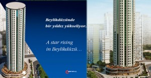 Burç İstanbul projesi Beylikdüzü'nde yükseliyor!