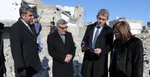 Gaziantep Göllüce kentsel dönüşümünde yıkımlar tamamlanıyor!
