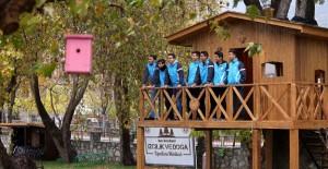 İzmir Buca'ya İzcilik ve Doğa Sporları Merkezi!