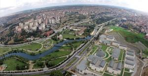 Kağıthane modern bir şehir olacak!