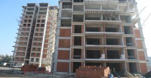 Nilüfer Sitesi'nde yeni bloklar yükselmeye başladı!