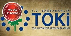 TOKİ Bitlis'te başvurular bu gün başlıyor!