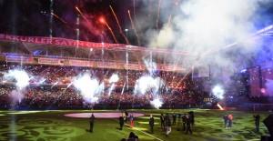 Trabzon Akyazı Stadı açıldı!