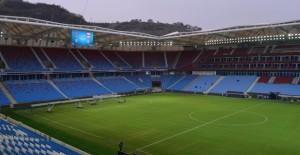 Trabzon Akyazı Stadı yarın açılıyor!