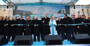 Yıldırım Beyazıt Üniversitesi Esenboğa Merkez Külliyesi açıldı!