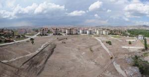 Ankara Çinçin'de 4. etap çalışmaları başladı!