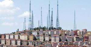 Ankara Şentepe'ye Çamlıca modeli kule yapılacak!