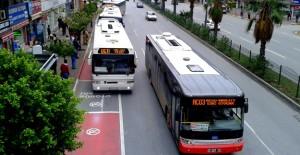 Antalya toplu ulaşımında yeni hizmetler!