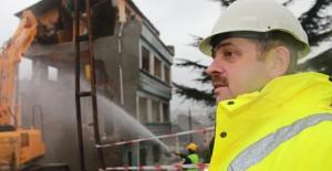 Gaziosmanpaşa Bağlarbaşı 1. etap kentsel dönüşümde yıkımlar devam ediyor!