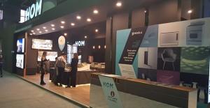 HOM Design Center 13. İMOB İstanbul Mobilya Fuarı'nda!