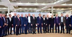 İstanbul Kentsel Dönüşüm Master Planı toplantısı yapıldı!
