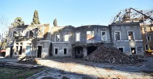 İzmir'de 158 yıllık Paterson Köşkü restore ediliyor!