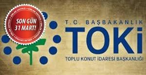 TOKİ Çankırı Kurşunlu'da 182 konut bu gün satışa çıkıyor!