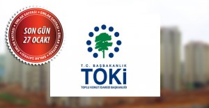TOKİ Konya Cihanebeyli'de sözleşmeler 16 Ocak'ta imzalanmaya başlıyor!