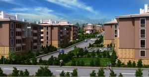 TOKİ Afyon İscehisar'da 407 konut inşa edecek!