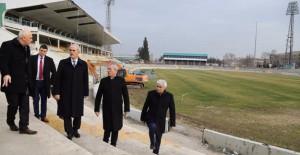 Altıparmak Atatürk Meydanı yeni buluşma mekanı olacak!