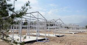 Antalya Hobi Bahçesi Projesi altyapı çalışmaları tamamlandı!