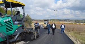 Antalya Manavgat yollarını yeniliyor!