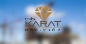 Bakırköy'e yeni ofis projesi; Ofis Karat Bakırköy