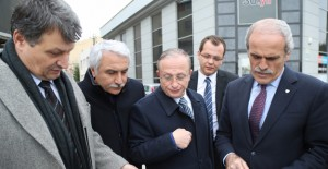 Bursa'da yeni yol kent trafiğine nefes aldıracak!