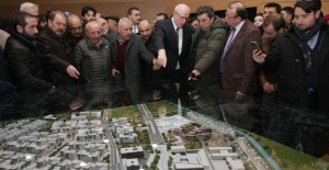 Eskişehir Odunpazarı Küçük Sanayi Sitesi projesi masaya yatırıldı!
