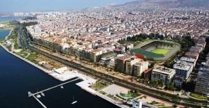 İzmir Göztepe ve Karşıyaka yeni stadyumlarının ihalesi Mart'ta yapılacak!