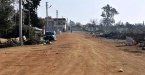 Kepez'in doğu mahallelerinde gecekondular yıkılıyor!