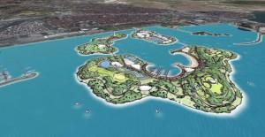 Pendik'e su sporları adası yapılacak!