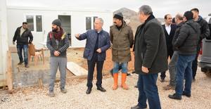TOKİ Afyon Dinar'da 86 adet konut inşa ediyor!