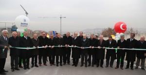Yakın Çevre Yolu'nu Bursa-Mudanya karayoluna bağlayan Balat Yolu açıldı!