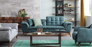 2017'de mobilyada renkler ve trendler !