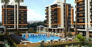 Antalya Kepez'e yeni proje; Samut Comfort City
