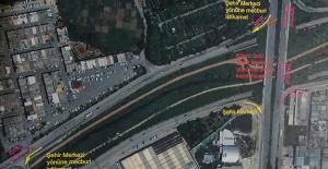 Bursa İstanbul Caddesi'nde 2 gün sürecek yeni trafik düzenlemesi!