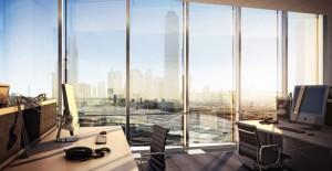Büyükdere Caddesi'ne yeni proje;Levent No 5 Offices